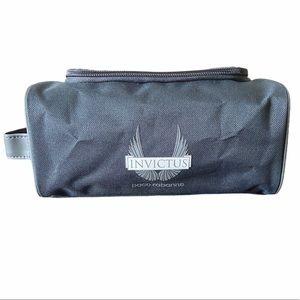 Invictus Paco Rabanne Travel Toiletry Makeup Bag